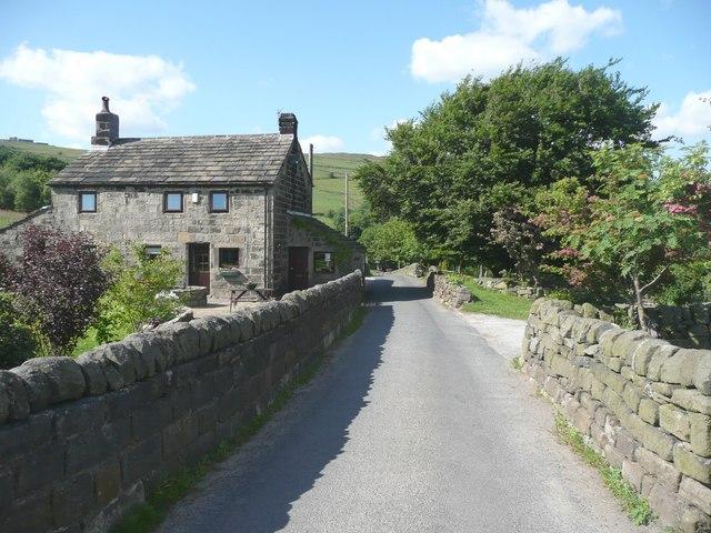 Lane Farm, Cross Stone Road, Stansfield, Todmorden