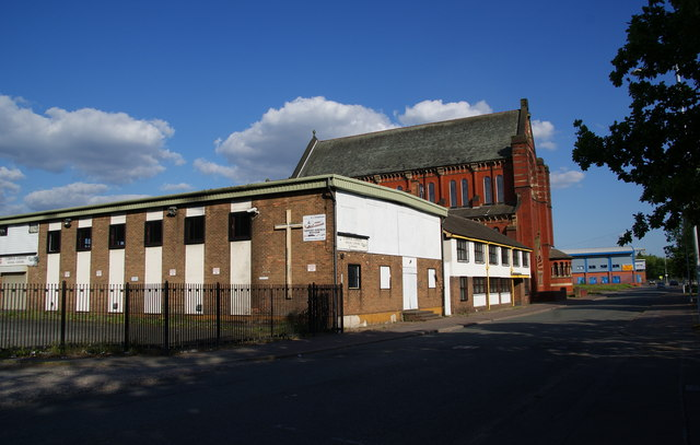 Corpus Christi Church, Miles Platting