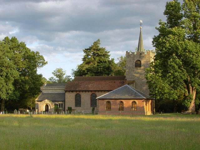 St Michael and All Angels, Pirbright