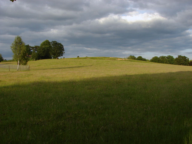 Burrow Hill, Pirbright