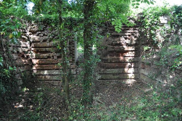 Ex Brick Works Chimney Base