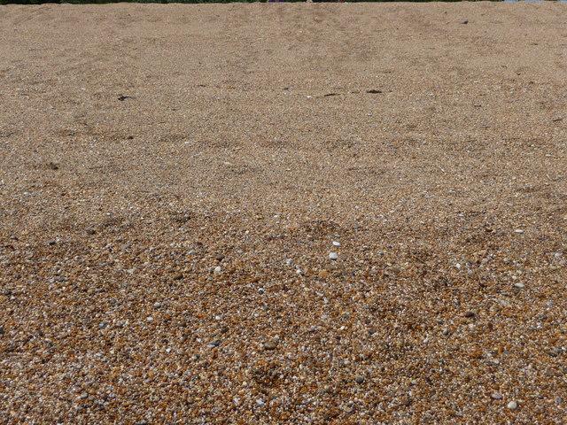 Blackpool Sands : Shingle Beach