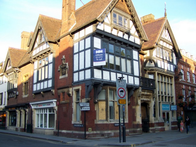 Cross Keys House, Salisbury
