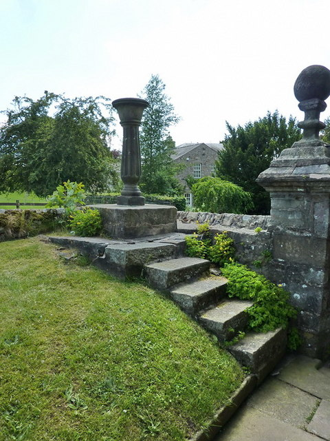 St Peter and St Paul's Church, Bolton-by-Bowland, Sundial