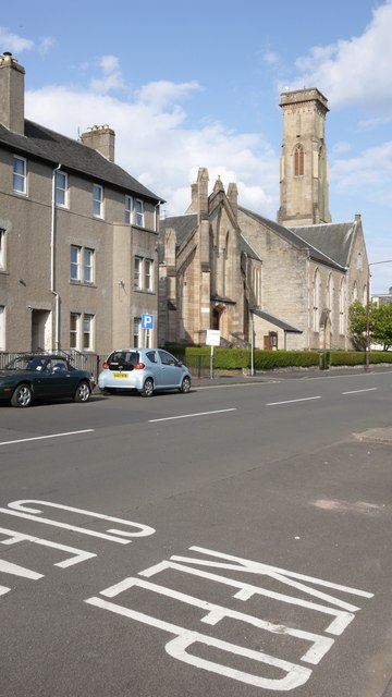 St Columba's Church - Helensburgh
