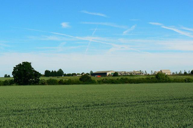 Poulton Hill Farm, near Down Ampney