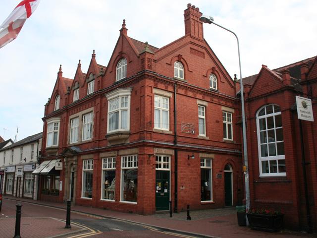 Victoria Cocoa House, Pillory Street