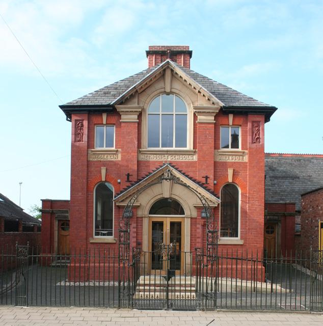 Former Wesleyan Methodist Schools, Hospital Street