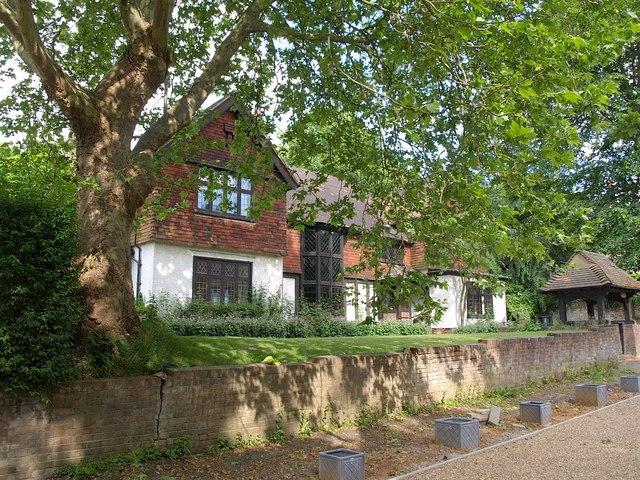 House on Grange Road, Highgate