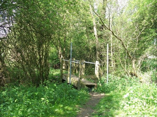 Footpath to Bledington [1]