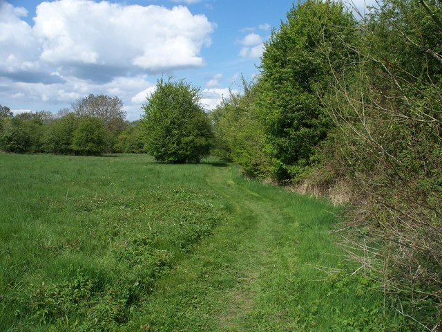 Footpath to Bledington [2]