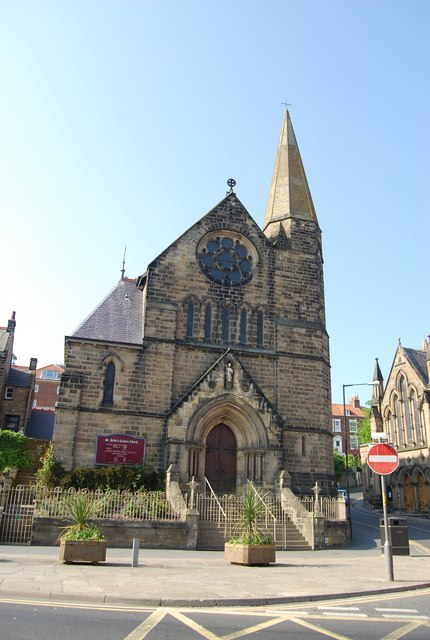 St Hilda's RC Church, Whitby