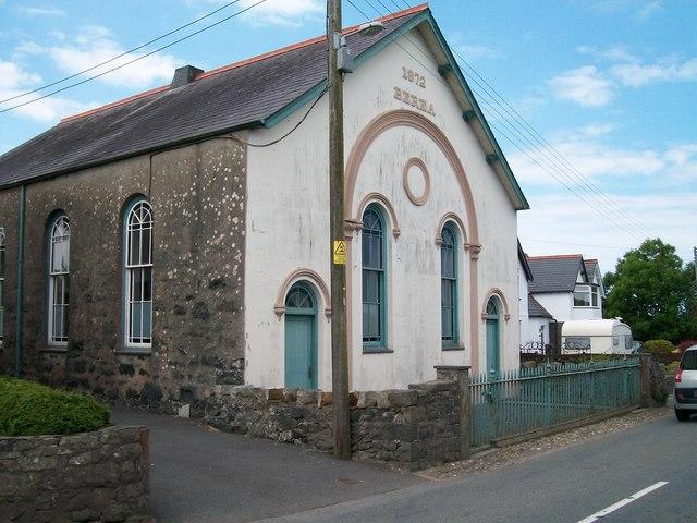 Capel Berea, Efailnewydd