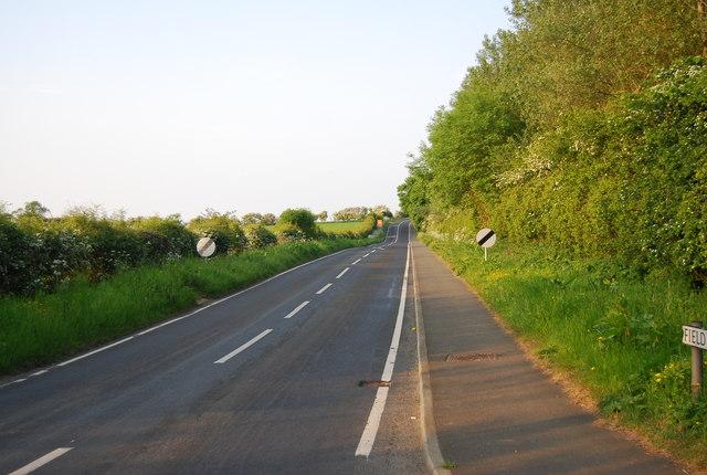 Field Lane, Scalby