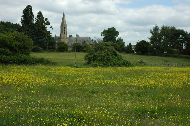 Ullenhall Church
