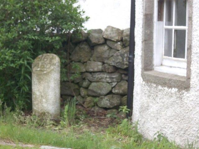 'Mile' stone
