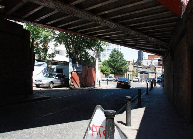 Ferndale Road, Brixton