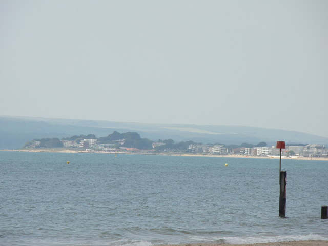 View of Poole from Bournemouth #2