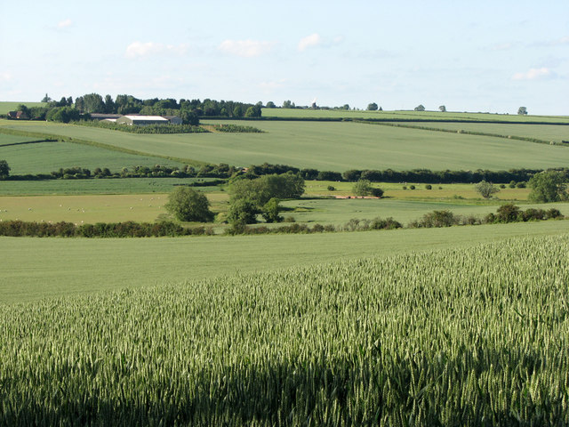Across the Welland Valley