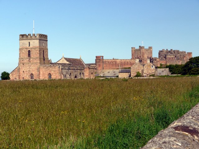 Glebe land west of St Aidan's Church, Bamburgh