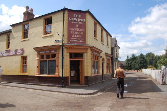 The New Inn Blists Hill