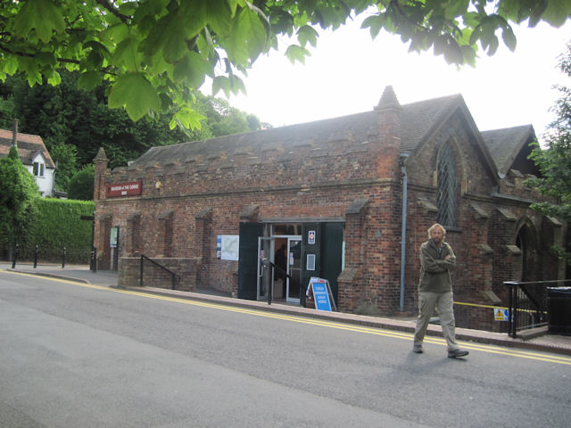 Museum of The Gorge Ironbridge