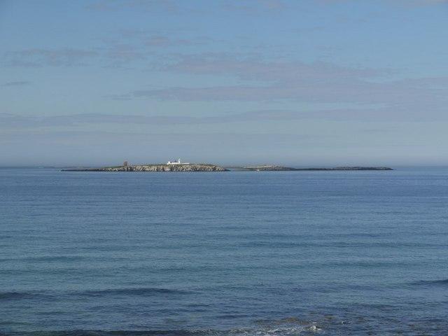 Inner Farne from St Aidan's Dunes