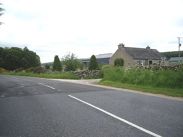 Balbridie Cottage junction