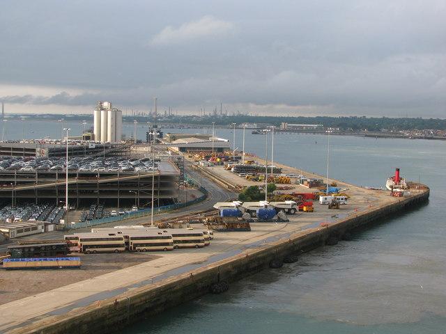 Southampton Eastern Dock