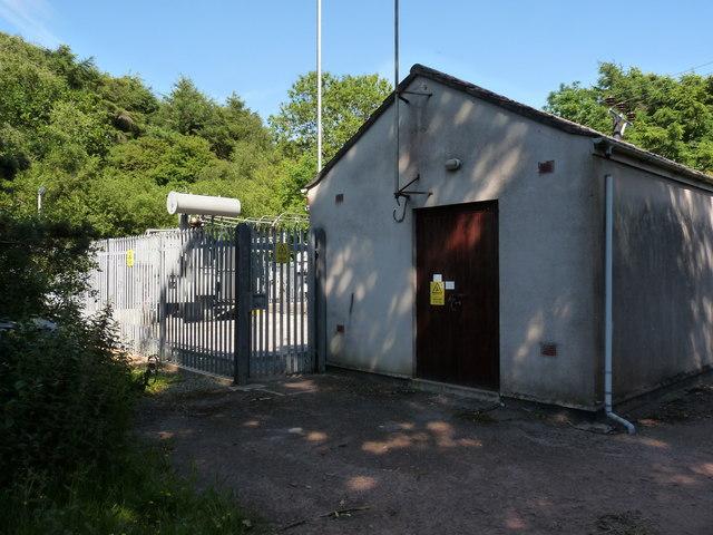 An Electricity Generating Station near Barton Close Farm