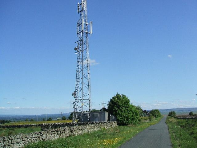 Scarney Hill Mast