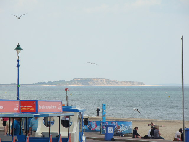 View of Christchurch from Bournemouth #2