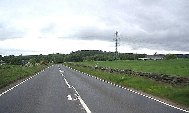 Pylon near Milton