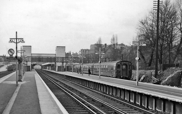 Bromley South Station