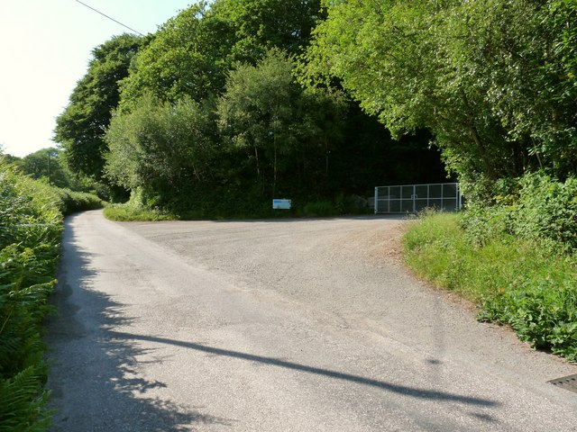 The Entrance to Vyse Quarry