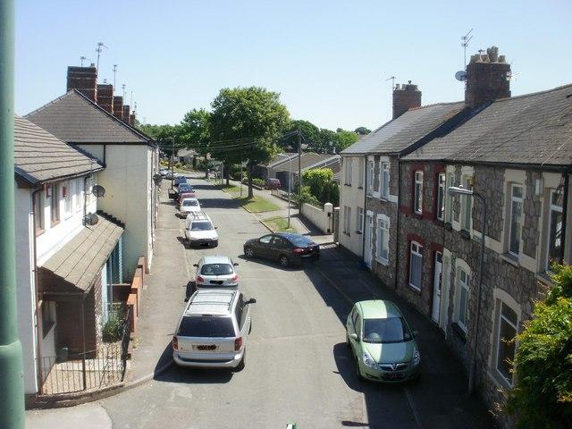 Chamberlain Row, Dinas Powys