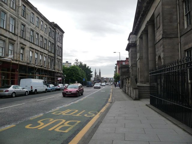 Commercial Street, Leith