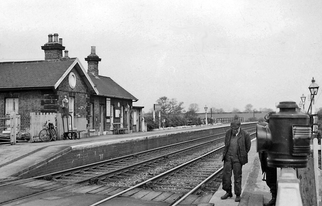 Brompton (North Yorks.) Station