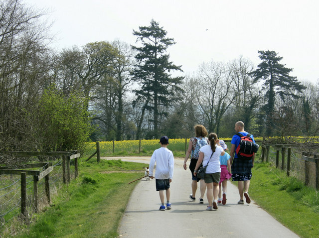 2010 : A walk through Bowood Park