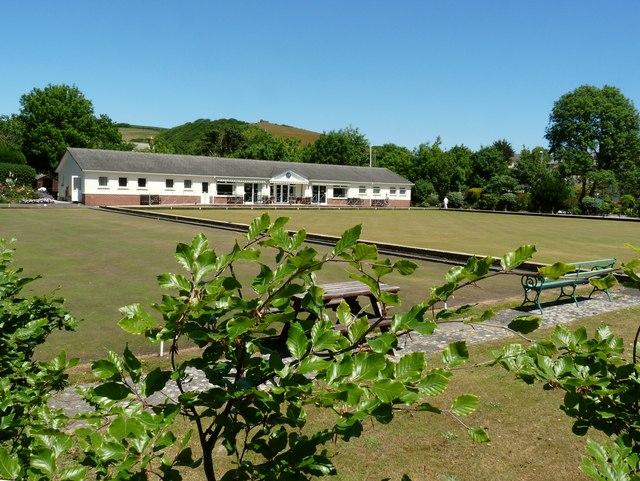 Braunton Bowling Green and Pavilion
