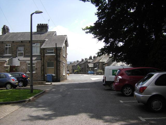 Station Road, Caton