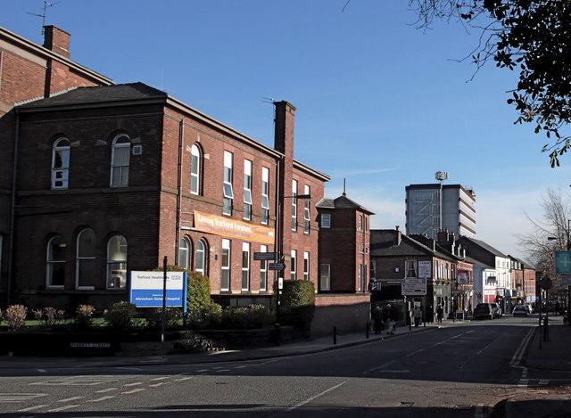 Altrincham General Hospital Room Hire