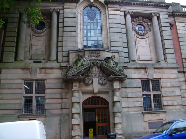 Dudley Library