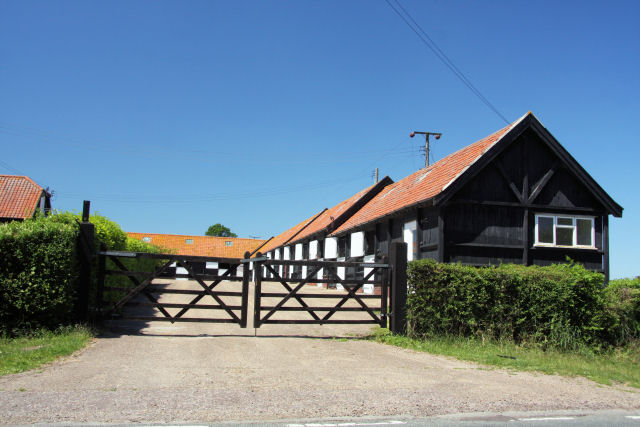 Wyck Hall Stud, near Newmarket