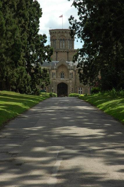 The Castle, Studley