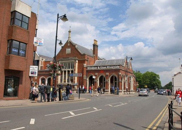 Windsor and Eton Riverside Station