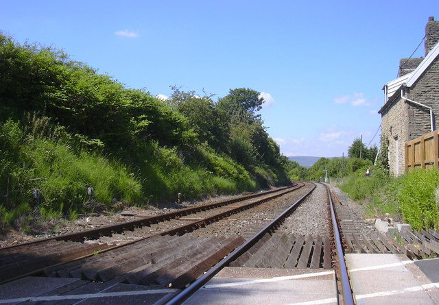 Railway Line to Burnley (Manchester Road)