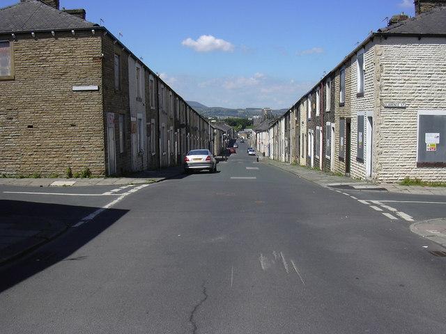 Branch Road, Burnley Wood, Burnley, Lancashire