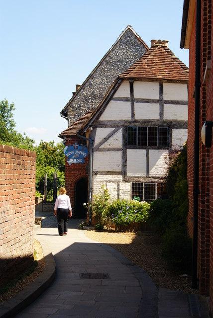 King John's House, Romsey, Hampshire (1)