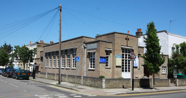 St Paul, Ferndale Road, Brixton